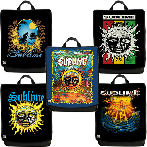 Sublime 5-Face-Pack Backpack