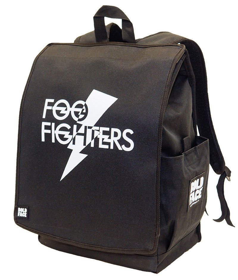 Foo Fighters Lightning Bolt Logo Backpack