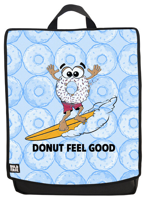 Donut Feel Good Backpack