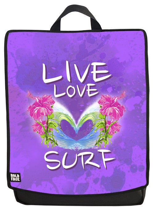 Live Love Surf Backpack