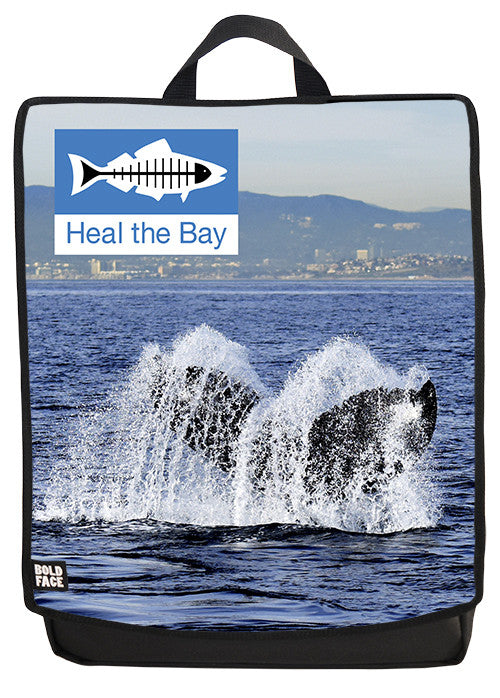 Heal the Bay Backpack - Santa Monica Bay