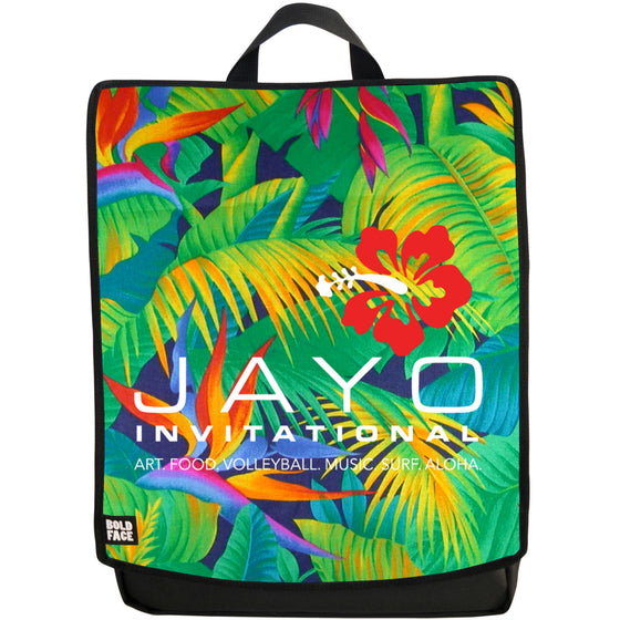 Jayo Invitational Birds of Paradise Backpack