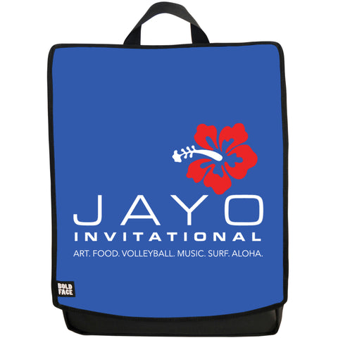 Jayo Invitational Blue Backpack