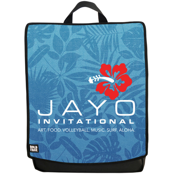 Jayo Invitational Blue Hawaiian Backpack