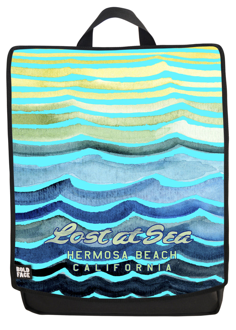 Lost at Sea Backpack