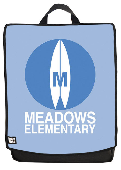Meadows Elementary School Backpack