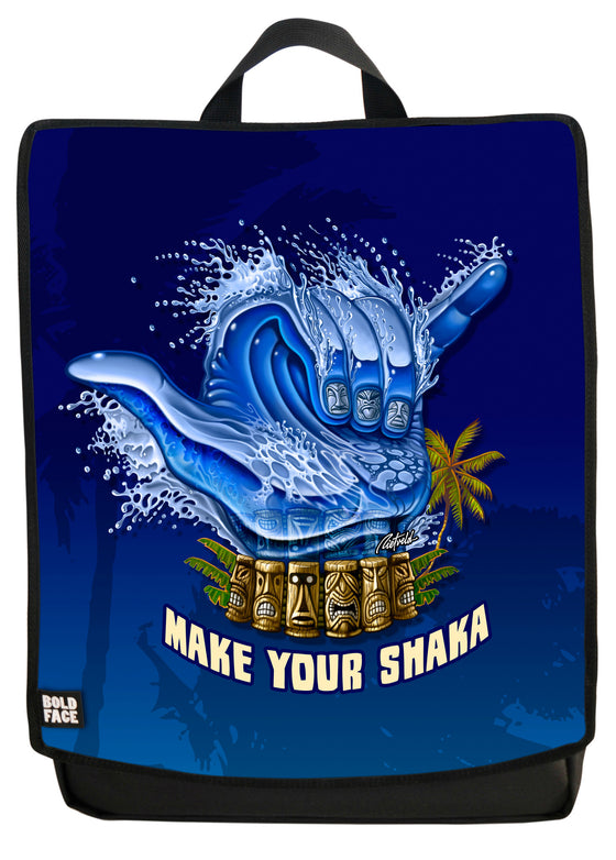 Shaka Wave Backpack Face Panel