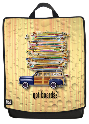 Got Boards? Backpack