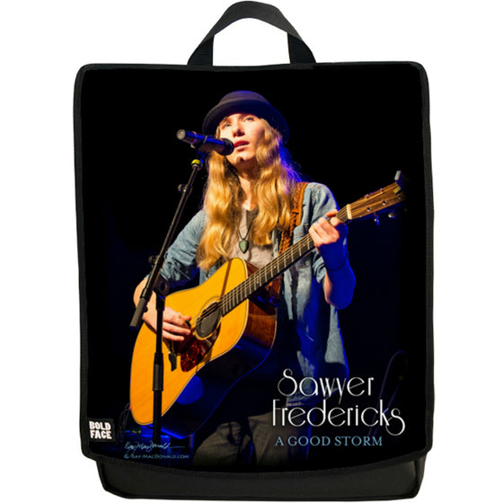 Sawyer Fredericks Live (Full Color) Backpack