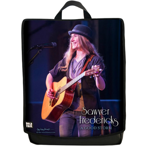 Sawyer Fredericks Live (Profile Full Color) Backpack