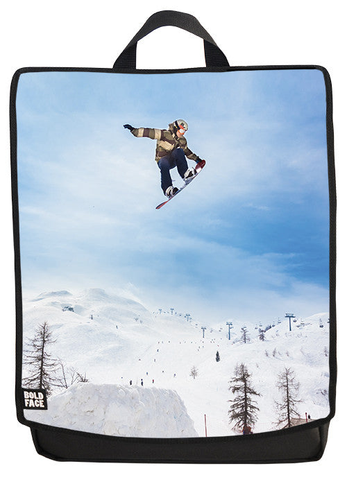 Snowboard Big Air Backpack