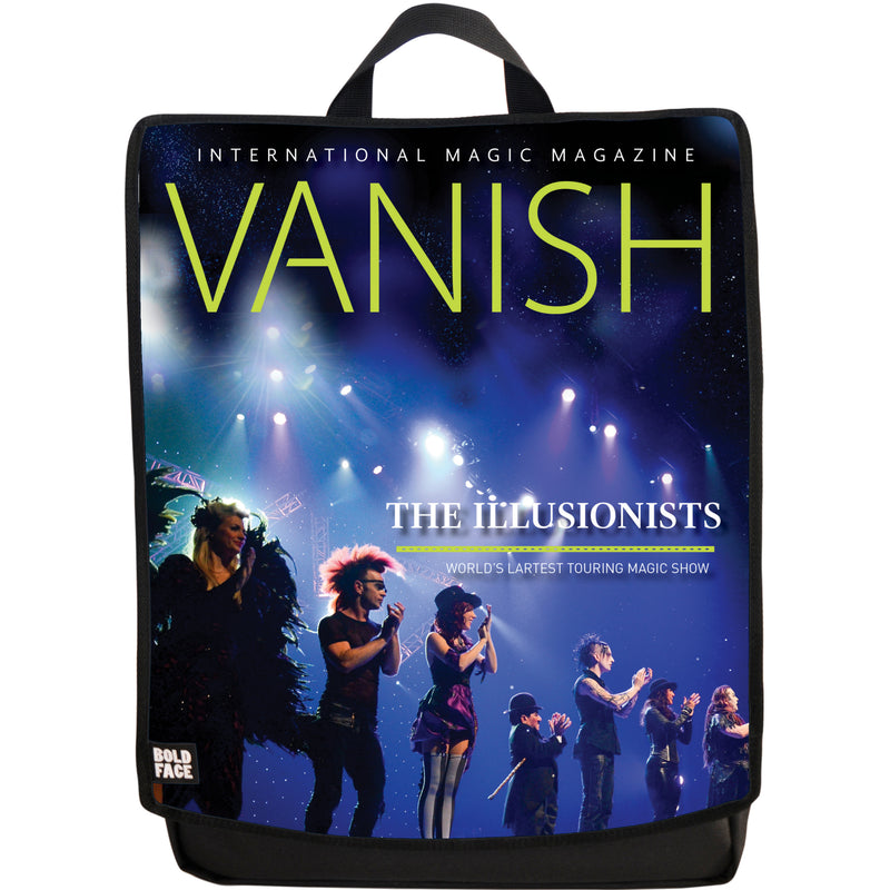 Vanish Magazine Cover - The Illusionists
