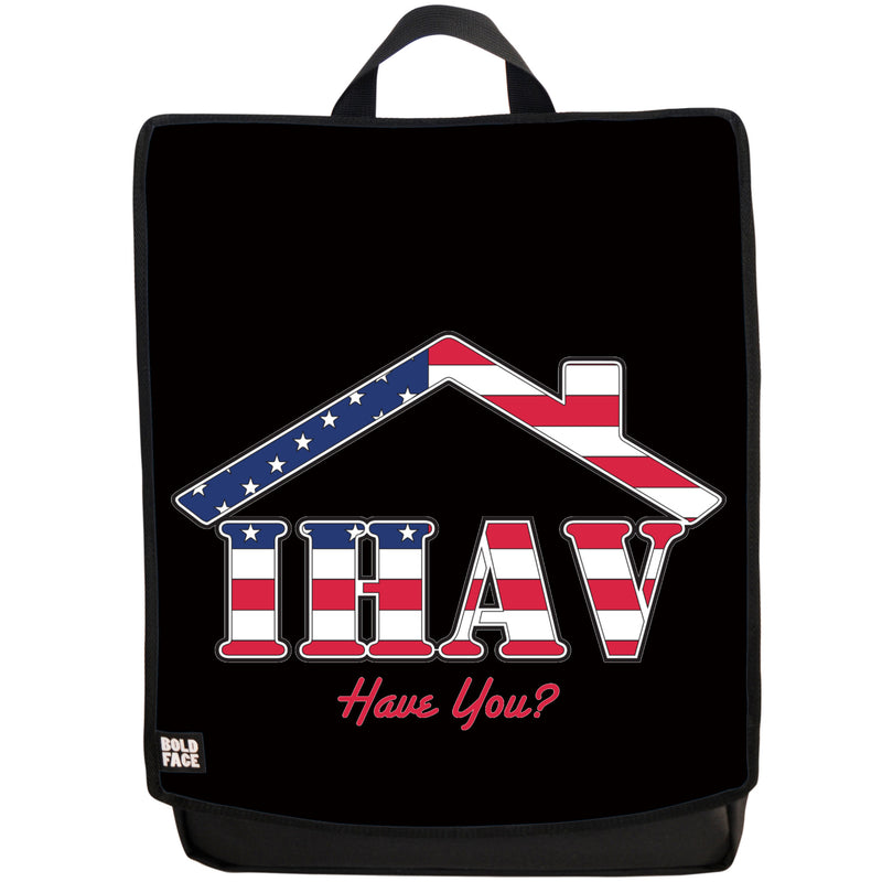 IHAV Backpack (Black)