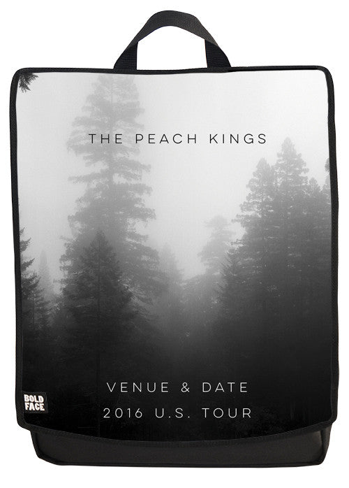 The Peach Kings Backpack - Grey Forest