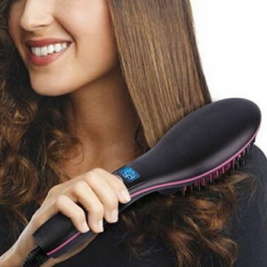Ceramic Straightening Brush