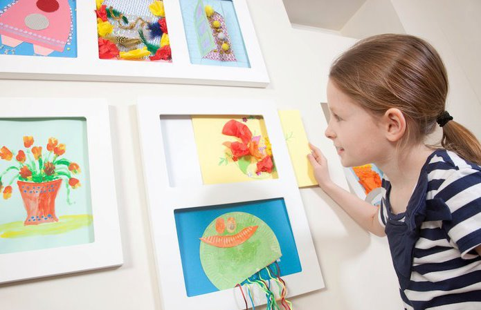 Creative Spaces for Kids at Home