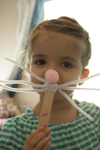 Blog, Top five easter ideas for kids, bunny nose