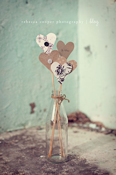 Blog, top five velentines day crafts for kids, heart on a stick