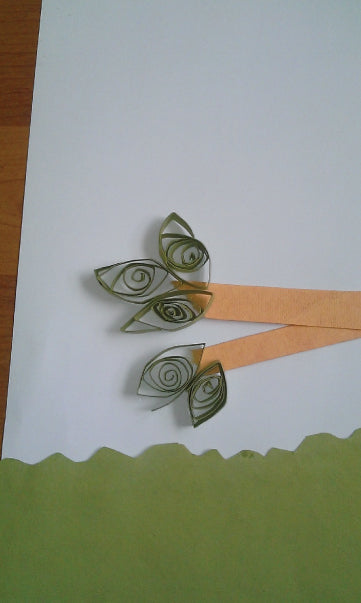 Quilling Craft Creations, step three part three