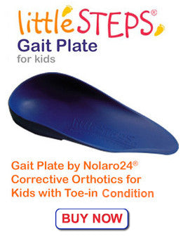 littleSTEPS gait plates for kids