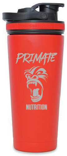 Primate Nutrition IceShaker - Red