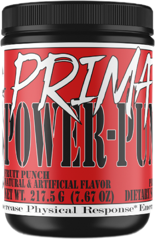 Power Punch Pre-Workout