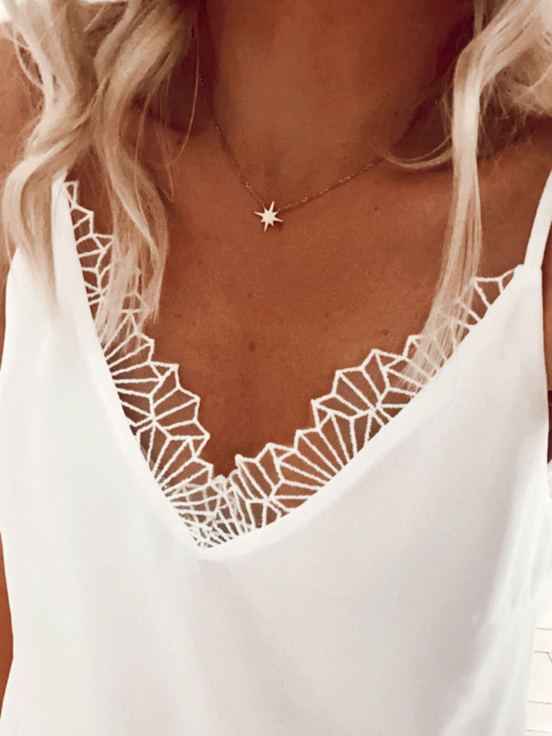 BLOUSE MAGENA BLANCHE