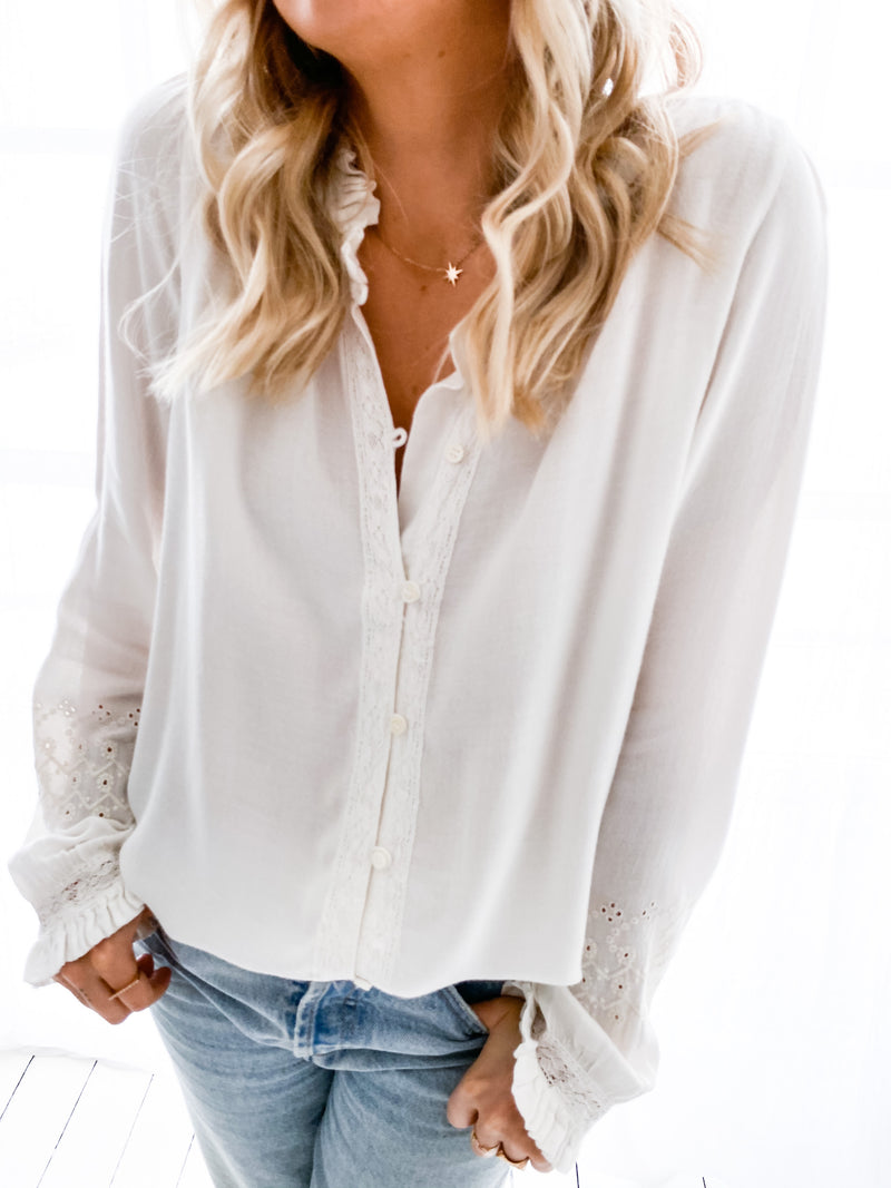 ICONIC BLOUSE NAEMIE