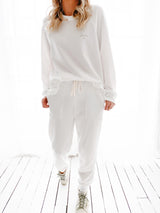 SWEAT JOYA BLANC