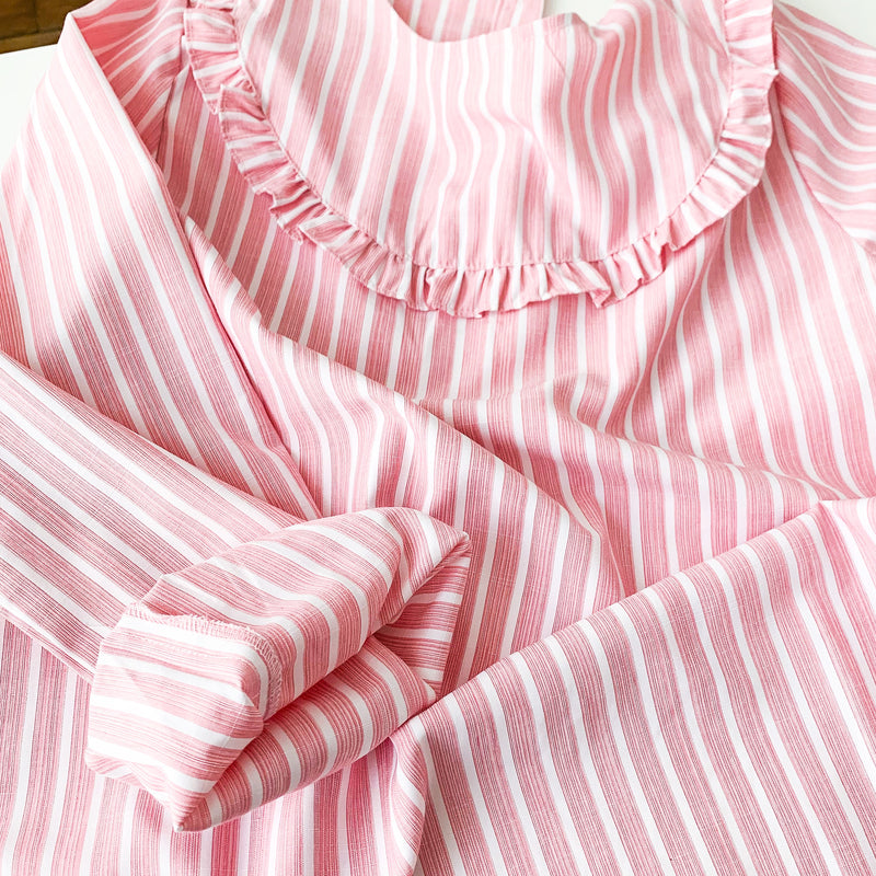 BLOUSE MAURINE ROSE