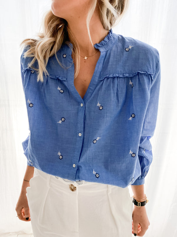 ICONIC BLOUSE ELSIE