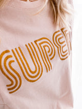 TSHIRT SUPER ROSE