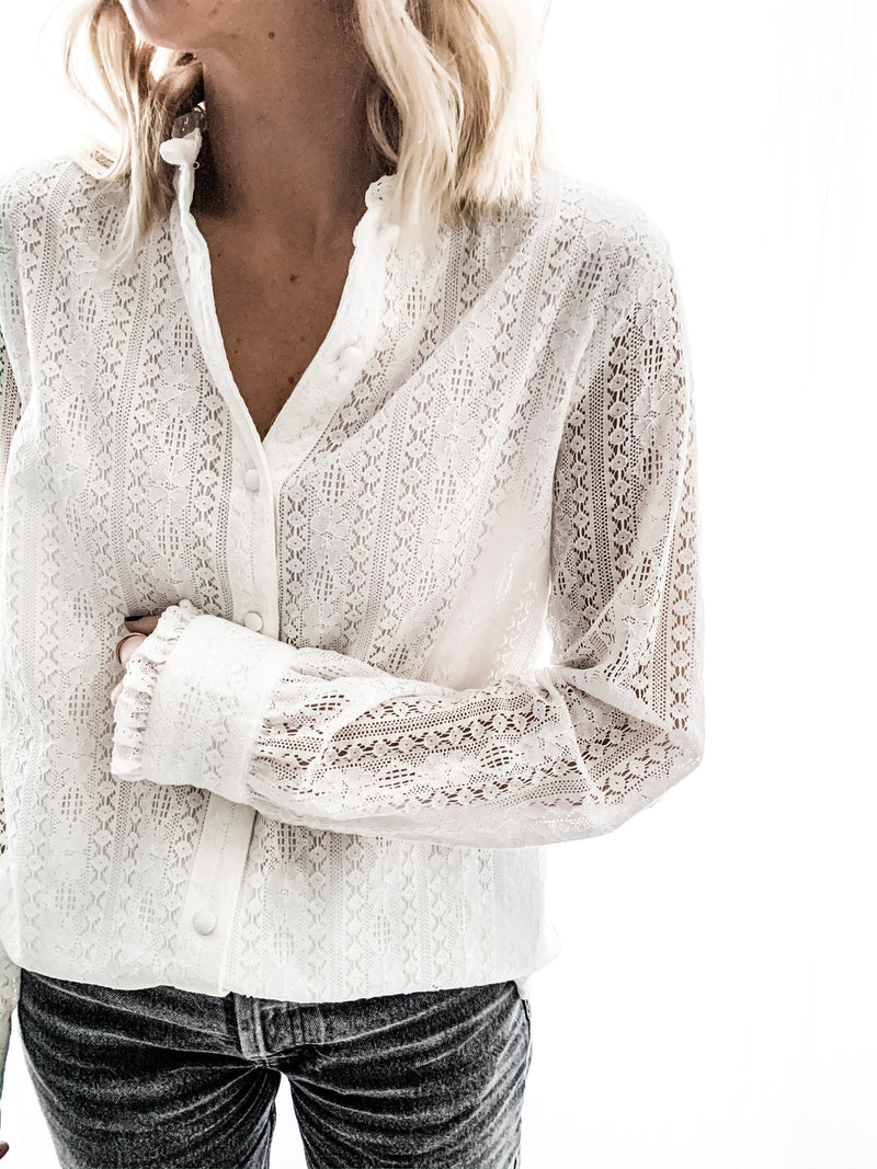 BLOUSE MARY BLANCHE