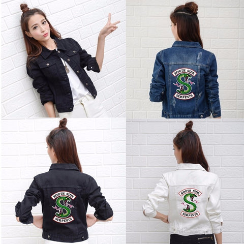 Riverdale Jeans Denim Jacket