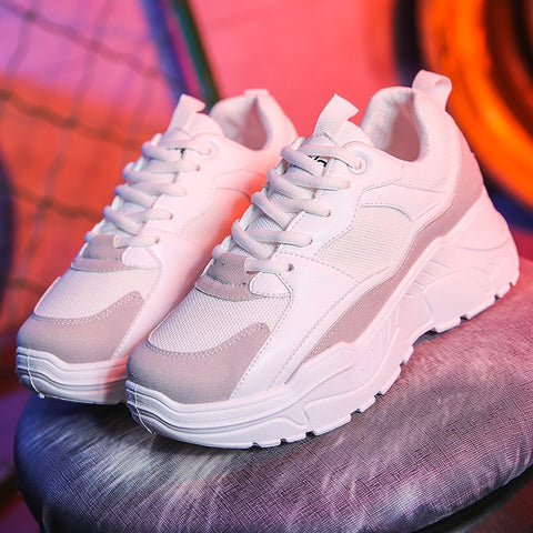 Women Shoes 2019 New Chunky Sneakers