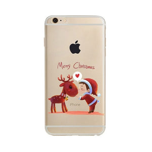 Cool Merry Christmas Case For iphone