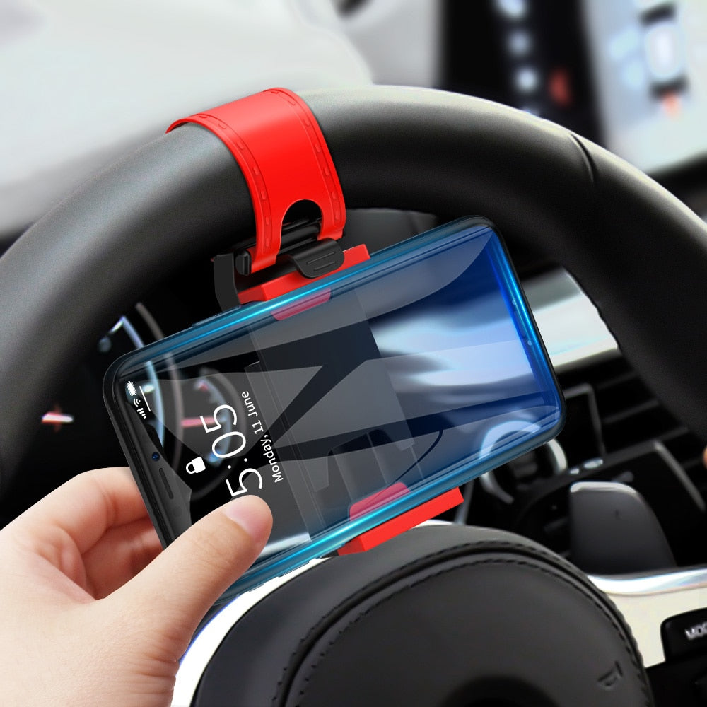 Car Steering Wheel  Holder
