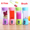 Bilutty;  Sport Mixer Bottle Juicing Cup + Free Brush