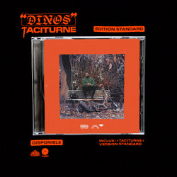 TACITURNE - CD VERSION STANDARD