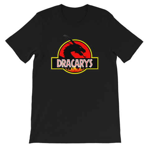 T-Shirt Dragon <br> Jurassic Park - Dragon-chinois