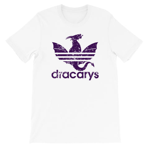T-Shirt Dragon <br> GOT Dracarys Adidas - Dragon-chinois