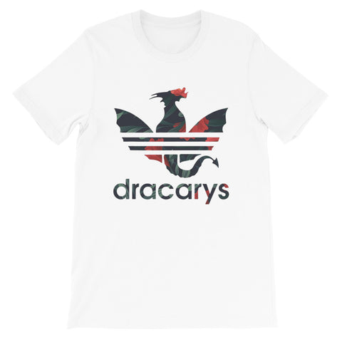 T-shirt Dragon<br> Logo de Dracarys - Dragon-chinois