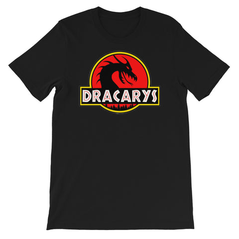 T-shirt Dragon<br> Jurassic Dracarys - Dragon-chinois