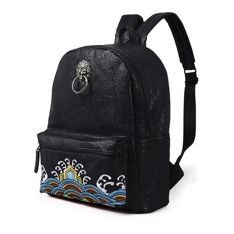 Sac à Dos Dragon<br> Fille - Dragon-chinois