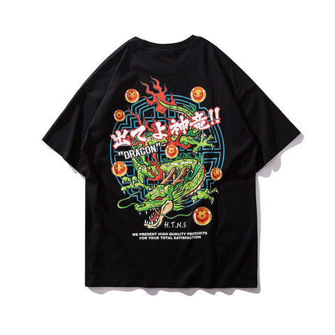 T-shirt Dragon<br> Shenron - Dragon-chinois