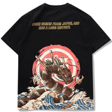 T-shirt Dragon<br> Jokes - Dragon-chinois