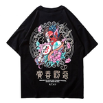 T-shirt Dragon<br> Femme Double Face - Dragon-chinois