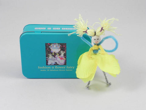 Flower Fairy Tin