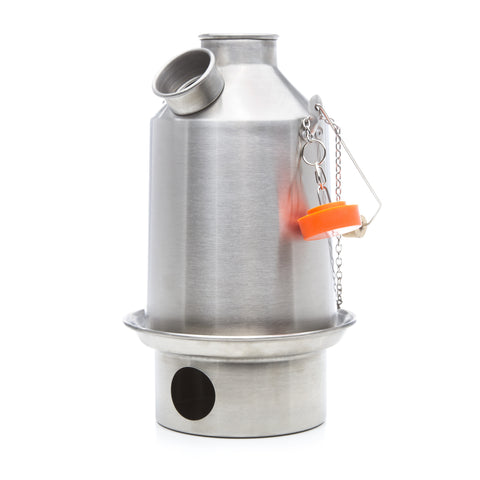 Kelly Kettle | Stainless Steel 'Scout' Kettle