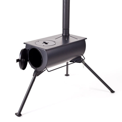 Frontier Log Burning Camping Stove